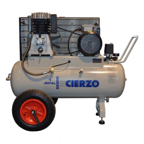 Kolbkompressor-600l-min-4kW,-93kg-100L-1